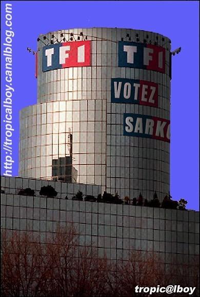 TF1 vote Sarko title=