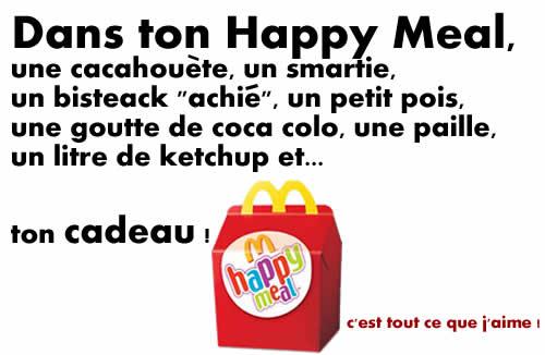 Dans ton Happy meal... title=